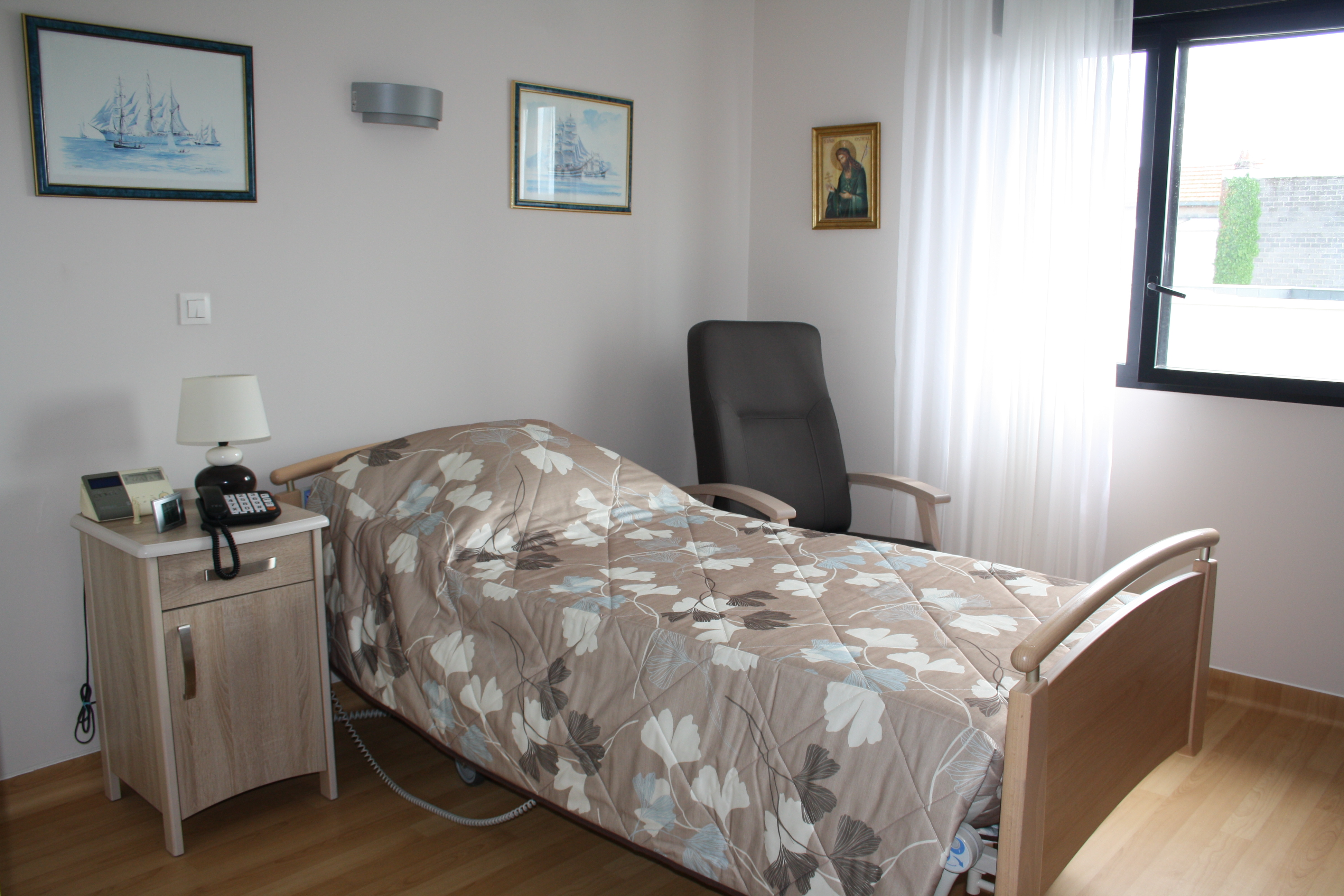 chambre ehpad le Havre